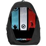 Twenty One 21 Pilots Backpack Bag