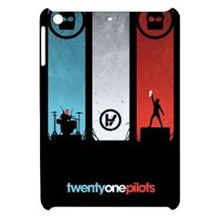 Twenty One 21 Pilots Apple Ipad Mini Hardshell Case by Onesevenart