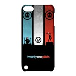Twenty One 21 Pilots Apple iPod Touch 5 Hardshell Case with Stand