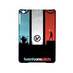 Twenty One 21 Pilots Ipad Mini 2 Hardshell Cases by Onesevenart