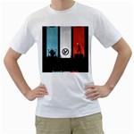 Twenty One 21 Pilots Men s T-Shirt (White)