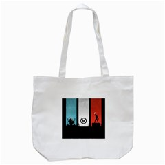 Twenty One 21 Pilots Tote Bag (white) by Onesevenart