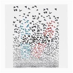 Twenty One Pilots Birds Medium Glasses Cloth by Onesevenart