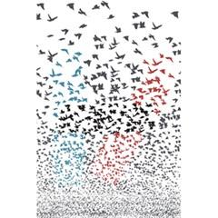 Twenty One Pilots Birds 5 5  X 8 5  Notebooks by Onesevenart