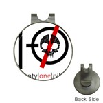 Twenty One Pilots Skull Hat Clips with Golf Markers