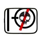 Twenty One Pilots Skull Netbook Case (Small)