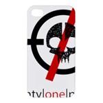 Twenty One Pilots Skull Apple iPhone 4/4S Hardshell Case