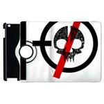 Twenty One Pilots Skull Apple iPad 3/4 Flip 360 Case