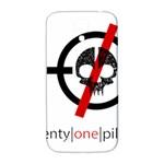 Twenty One Pilots Skull Samsung Galaxy S4 I9500/I9505  Hardshell Back Case