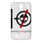 Twenty One Pilots Skull Samsung Galaxy Mega 6.3  I9200 Hardshell Case