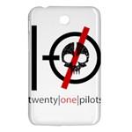 Twenty One Pilots Skull Samsung Galaxy Tab 3 (7 ) P3200 Hardshell Case