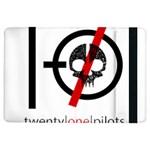 Twenty One Pilots Skull iPad Air Flip