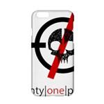 Twenty One Pilots Skull Apple iPhone 6/6S Hardshell Case