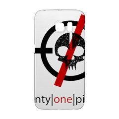 Twenty One Pilots Skull Galaxy S6 Edge by Onesevenart