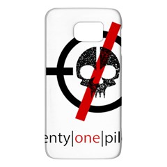Twenty One Pilots Skull Galaxy S6 by Onesevenart