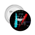 Twenty One Pilots Stay Alive Song Lyrics Quotes 2.25  Buttons