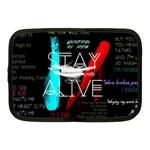 Twenty One Pilots Stay Alive Song Lyrics Quotes Netbook Case (Medium)