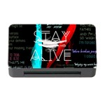 Twenty One Pilots Stay Alive Song Lyrics Quotes Memory Card Reader with CF