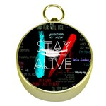 Twenty One Pilots Stay Alive Song Lyrics Quotes Gold Compasses