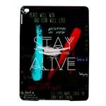 Twenty One Pilots Stay Alive Song Lyrics Quotes iPad Air 2 Hardshell Cases