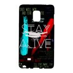 Twenty One Pilots Stay Alive Song Lyrics Quotes Galaxy Note Edge