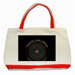 Twenty One Pilots Classic Tote Bag (Red)