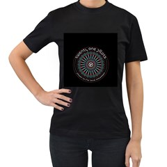 Twenty One Pilots Women s T Shirt (black) by Onesevenart