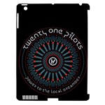 Twenty One Pilots Apple iPad 3/4 Hardshell Case (Compatible with Smart Cover)