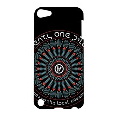 Twenty One Pilots Apple Ipod Touch 5 Hardshell Case by Onesevenart