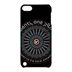 Twenty One Pilots Apple Ipod Touch 5 Hardshell Case With Stand by Onesevenart