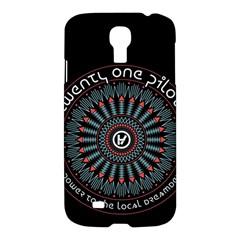 Twenty One Pilots Samsung Galaxy S4 I9500/i9505 Hardshell Case by Onesevenart