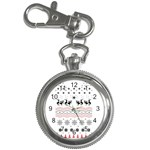 Ugly Christmas Humping Key Chain Watches
