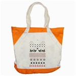 Ugly Christmas Humping Accent Tote Bag