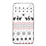 Ugly Christmas Humping Apple iPhone 4/4s Seamless Case (Black)