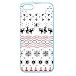 Ugly Christmas Humping Apple Seamless iPhone 5 Case (Color)