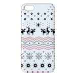 Ugly Christmas Humping iPhone 5S/ SE Premium Hardshell Case