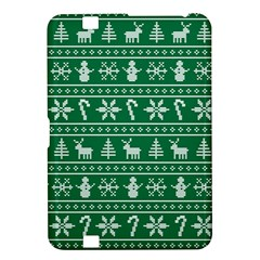 Ugly Christmas Kindle Fire Hd 8 9  by Onesevenart