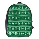 Ugly Christmas School Bags (XL)