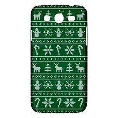 Ugly Christmas Samsung Galaxy Mega 5 8 I9152 Hardshell Case  by Onesevenart
