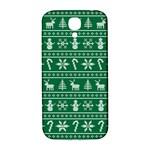 Ugly Christmas Samsung Galaxy S4 I9500/I9505  Hardshell Back Case