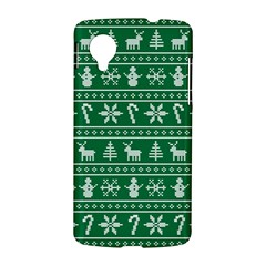 Ugly Christmas LG Nexus 5
