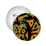 Abstract animal print 2.25  Buttons