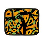 Abstract animal print Netbook Case (Small)