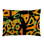 Abstract animal print Pillow Case (Two Sides)