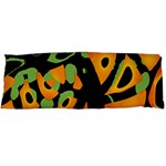 Abstract animal print Body Pillow Case Dakimakura (Two Sides)