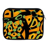 Abstract animal print Apple iPad 2/3/4 Zipper Cases