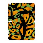 Abstract animal print Samsung Galaxy Note 10.1 (P600) Hardshell Case