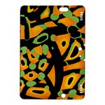 Abstract animal print Kindle Fire HDX 8.9  Hardshell Case