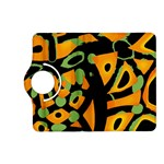 Abstract animal print Kindle Fire HD (2013) Flip 360 Case