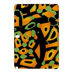 Abstract animal print Samsung Galaxy Tab Pro 10.1 Hardshell Case